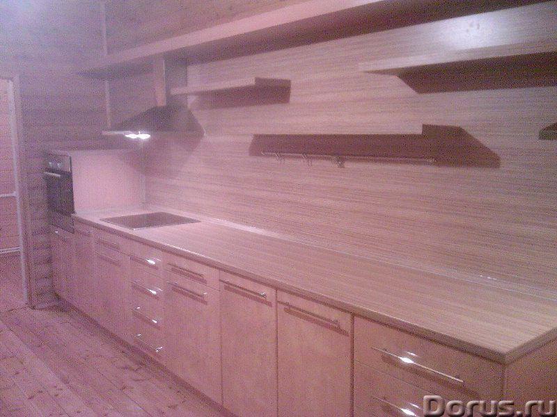 Кухни на заказ - Кухни - Изготовление на заказ кухни любой сложности, от эконом до премиум, для дома..., фото 5