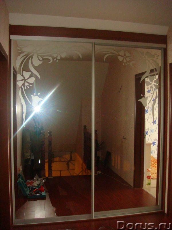 Шкаф-купе на заказ - Прочая мебель - Изготовление на заказ шкафов-купе любой сложности, встроенных и..., фото 2