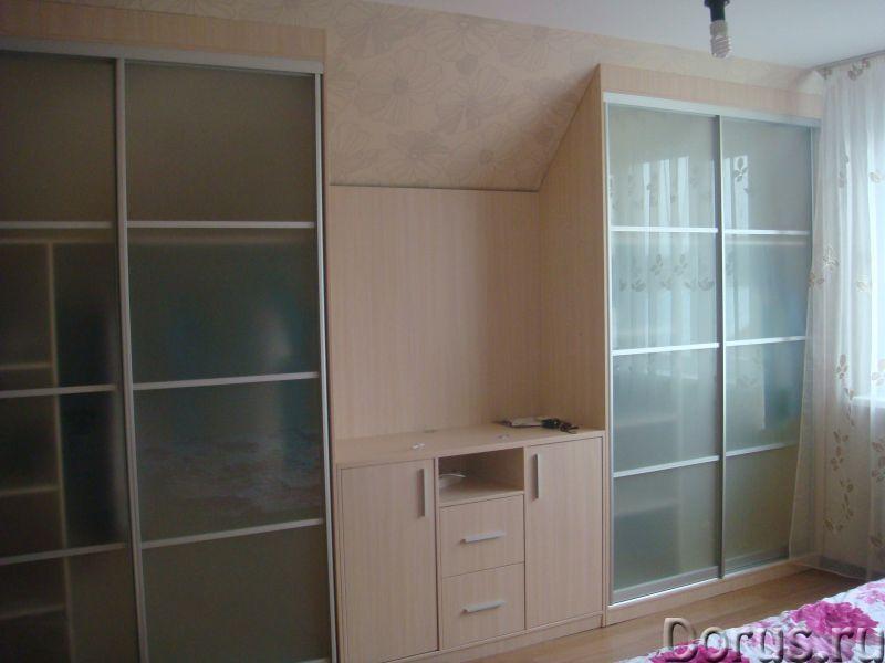 Шкаф-купе на заказ - Прочая мебель - Изготовление на заказ шкафов-купе любой сложности, встроенных и..., фото 3