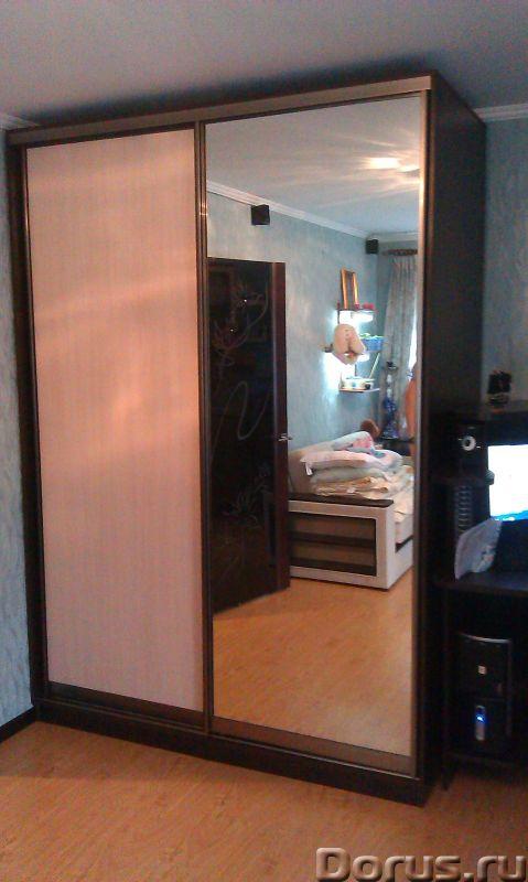 Шкаф-купе на заказ - Прочая мебель - Изготовление на заказ шкафов-купе любой сложности, встроенных и..., фото 7