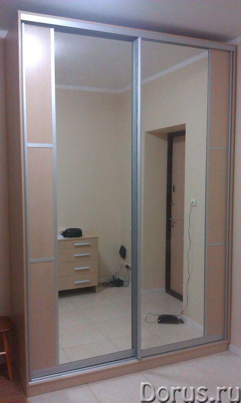 Шкаф-купе на заказ - Прочая мебель - Изготовление на заказ шкафов-купе любой сложности, встроенных и..., фото 8
