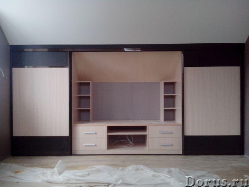 Шкаф-купе на заказ - Прочая мебель - Изготовление на заказ шкафов-купе любой сложности, встроенных и..., фото 9