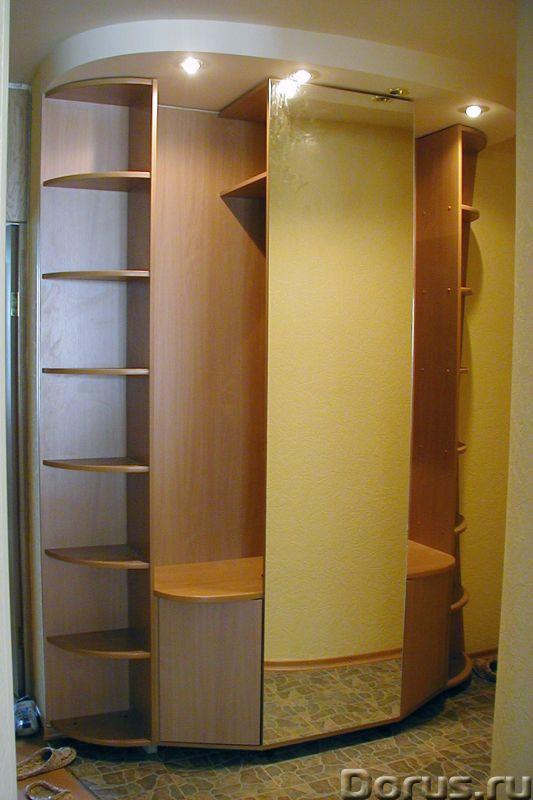 Мебель на заказ - Мебель для дома - Мебель в прихожую, мебель для детской и гостиной, любая корпусна..., фото 3