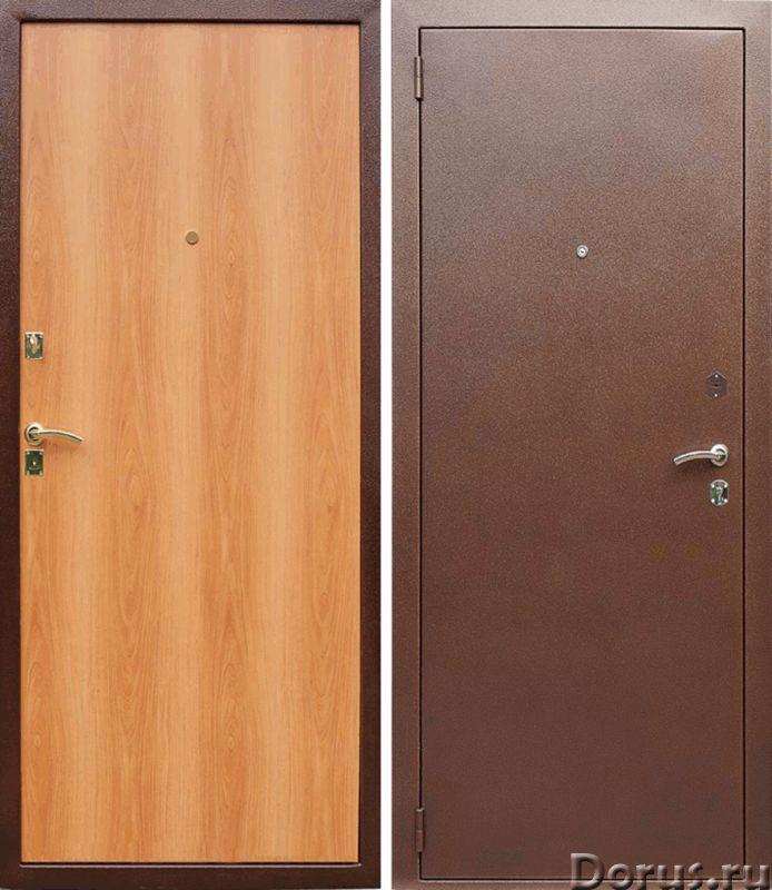 Стальные двери Решётки Гаражные ворота Тамбурные двери в обнинске - Материалы для строительства - Ст..., фото 1
