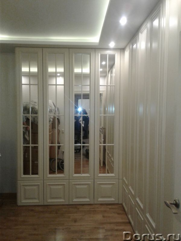 Изготовление мебели на зака - Мягкая мебель - Мебель из ЛДСП, шпона, массива, стекла, алюминия, стан..., фото 5